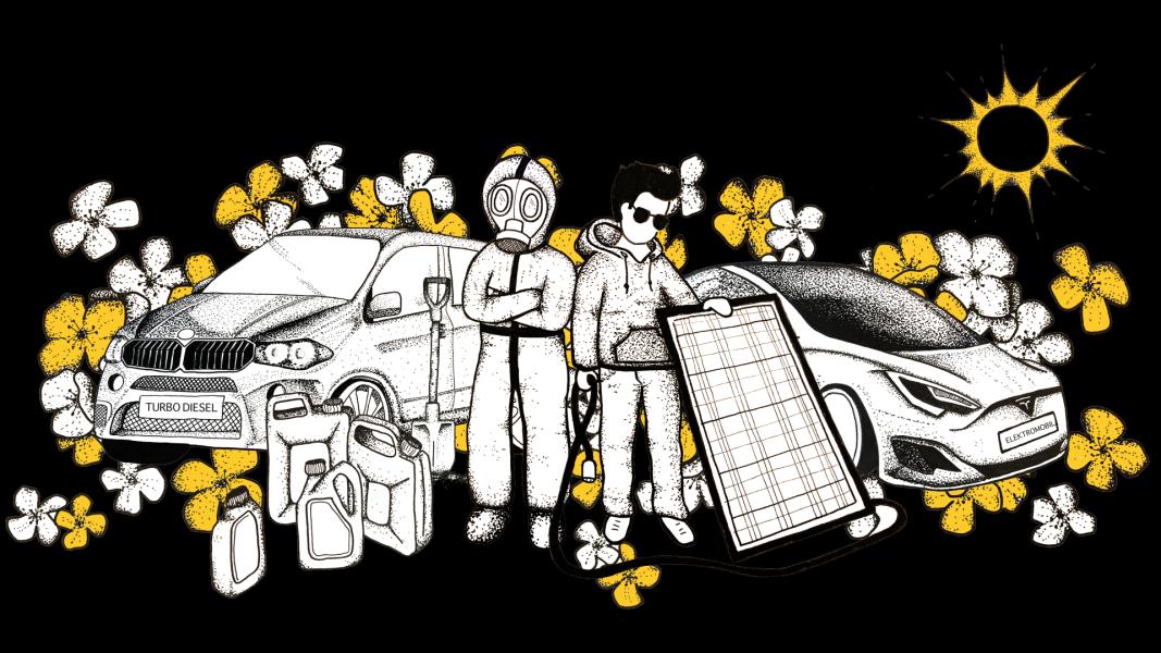 Ilustrace film Biomasakr