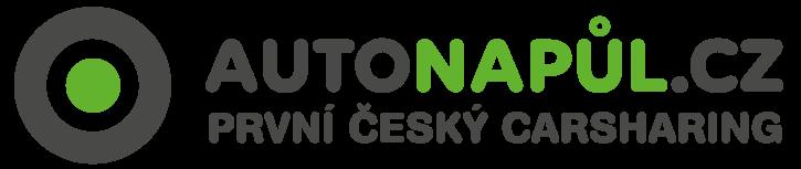 Logo - Autonapůl