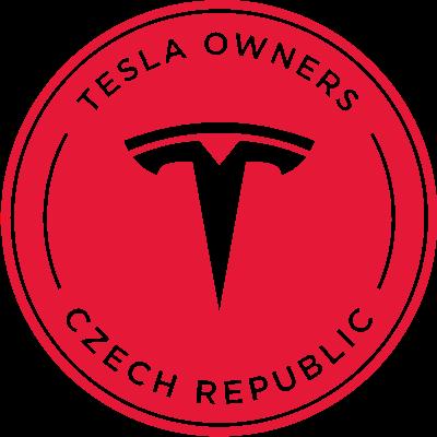 Logo - Tesla Owners CZ